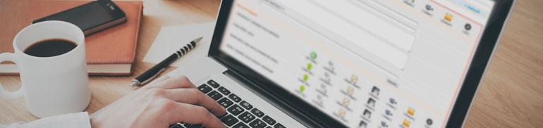 Yönetim Panelli Web Sitesi